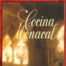 Libros de segunda mano: COCINA MONACAL SECRETOS CULINARIOS DE LAS HERMANAS CLARISAS. Lote 223868150