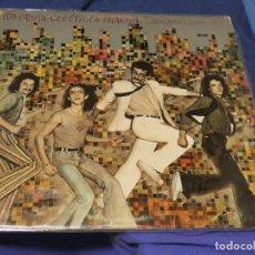 Libros de segunda mano: EXPRO LP ROCK PROGRESIVO CATALAN COMPANYIA ELECTRICA DHARMA ORDINARIES AVENTURES LP CIERTAS SEÑALES. Lote 224327781