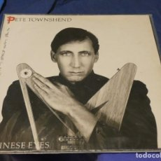 Livres d'occasion: EXPRO LP ALEMANIA 82 PETE TOWNSHEND THE WHO CHINESE EYES BUEN ESTADO. Lote 224328430