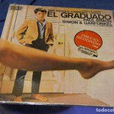 Libros de segunda mano: EXPRO LP ESPAÑA AÑOS 80 MUY BUEN ESTADO GENERAL SIMON & GARFUNKEL EL GRADUADO. Lote 224329128