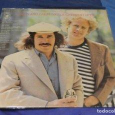 Libros de segunda mano: EXPRO LP UK CA 1970 SIMON & GARFUNKEL'S GREATEST HITS LABEL CBS ANTIGUO LP BUEN ESTADO. Lote 224332001