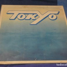 Libros de segunda mano: EXPRO LP HARD ROCK TOKYO HOMONIMO ALEMANIA CA 1980 BUEN ESTADO. Lote 224332915