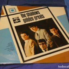 Livres d'occasion: EXPRO LP ALEMANIA CA 1970 THE SHADOWS GOLDEN GREATS MUY BUEN ESTADO GENERAL. Lote 224333212