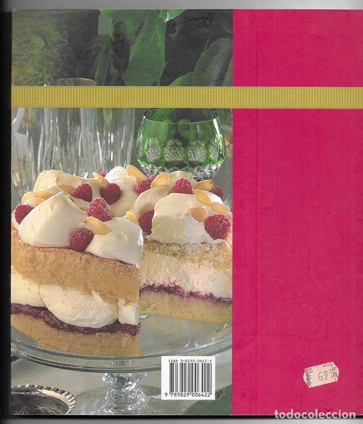 Libros de segunda mano: Cordon Bleu, Le. Tartas y Pasteles. Recetas Caseras Könemann 1998 - Foto 2 - 226121640