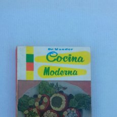 Livres d'occasion: COCINA MODERNA DR VANDER (SALUD,ENERGÍA Y BIENESTAR 400 RECETAS). Lote 227644705