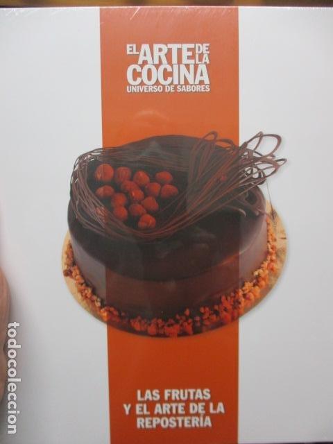 EL ARTE DE LA COCINA. SIGNO EDITORES. COMPLETA, 12 TOMOS PRECINTADOS. (Libros de Segunda Mano - Cocina y Gastronomía)