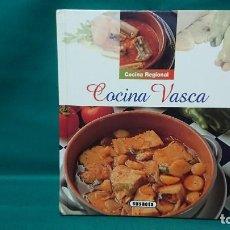 Libros de segunda mano: LIBRO DE COCINA COCINA VASCA COCINA REGIONAL DE SUSAETA. Lote 228715128