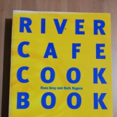 Libros de segunda mano: RIVER CAFE COOK BOOK TWO (ROSE GRAY AND RUTH ROGERS). Lote 229122375