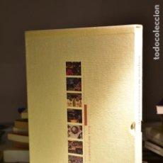 Libros de segunda mano: GUÍA GASTRONÓMICA DE ANDALUCÍA- EDICIÓN EN ESTUCHE DE CARTÓN Y LIBRO EN TELA, 2001. Lote 229380570