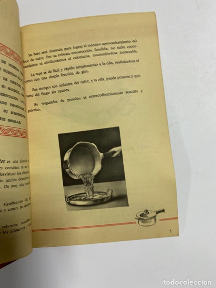 Libros de segunda mano: LASTER. GARCIA DE LEGARDA. OLLA A PRESIÓN. BILBAO. 74 PAGINAS. - Foto 2 - 231378575