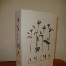 Libros de segunda mano: ANIMA. LES COLS RESTAURANT. FINA PUIGDEVALL, MANEL PUIGVERT - MONTAGUD EDITORES, MUY BUEN ESTADO. Lote 232698180