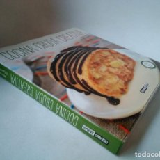 Libros de segunda mano: COCINA CRUDA CREATIVA. Lote 233136340