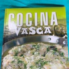 Libros de segunda mano: COCINA VASCA. Lote 233182675