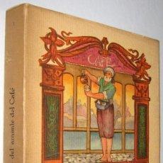 Livros em segunda mão: EL LIBRO DEL AMANTE DEL CAFE - MICHEL VANIER - ILUSTRADO. Lote 233226135