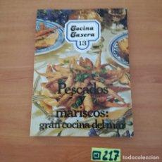 Libros de segunda mano: COCINA CASERA. Lote 233381695