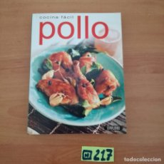 Libros de segunda mano: POLLO. Lote 233382475