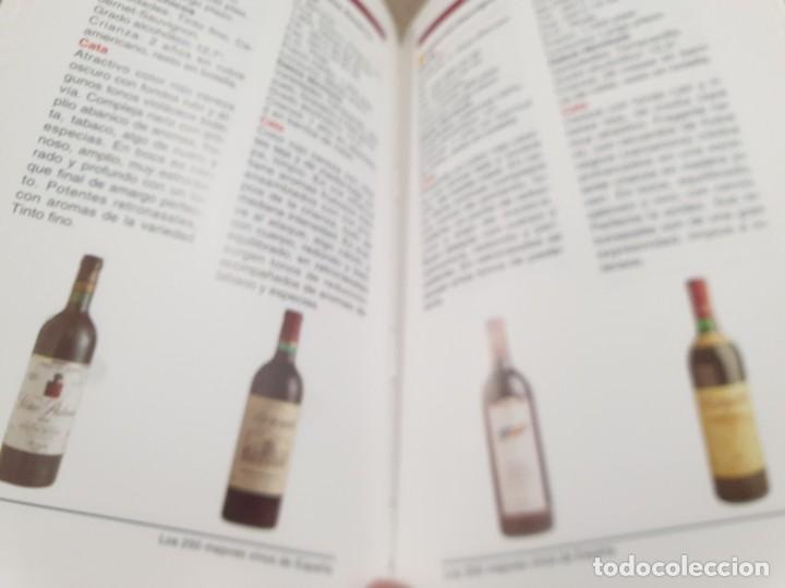 Libros de segunda mano: LOS 250 MEJORES VINOS DE ESPAÑA....1994.... - Foto 7 - 234909970