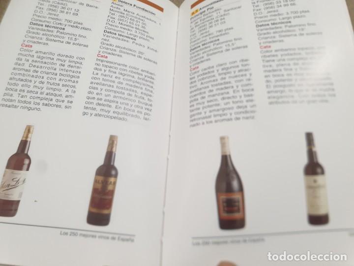 Libros de segunda mano: LOS 250 MEJORES VINOS DE ESPAÑA....1994.... - Foto 8 - 234909970