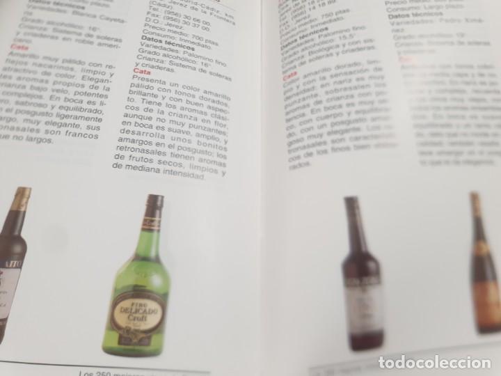 Libros de segunda mano: LOS 250 MEJORES VINOS DE ESPAÑA....1994.... - Foto 9 - 234909970