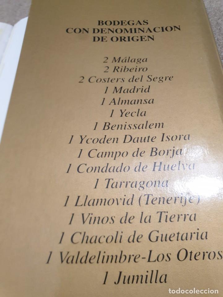 Libros de segunda mano: LOS 250 MEJORES VINOS DE ESPAÑA....1994.... - Foto 10 - 234909970
