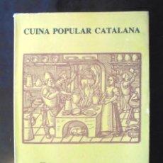 Libros de segunda mano: PLATILLOS DE L'EMPORDÀ. CUINA POPULAR CATALANA 1990 FIGUERES BON ESTAT IL·LUSTRAT. Lote 234934020