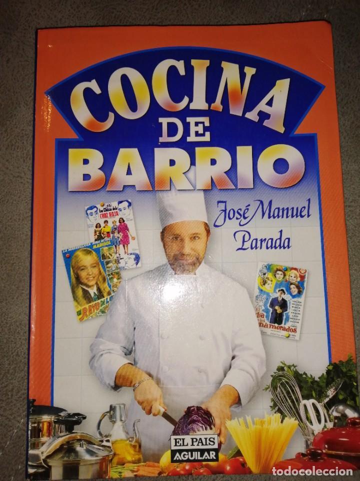 LIBRO DE COCINA (Libros de Segunda Mano - Cocina y Gastronomía)