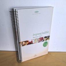 Libros de segunda mano: THERMOMIX - IMPRESCINDIBLE THERMOMIX TM 31 - VORWERK 2012. Lote 236111700
