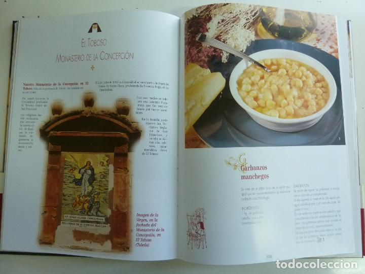 Libros de segunda mano: COCINA MONACAL. SECRETOS CULINARIOS DE LAS HERMANAS CLARISAS - Foto 2 - 236144635