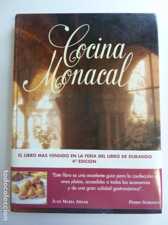 COCINA MONACAL. SECRETOS CULINARIOS DE LAS HERMANAS CLARISAS (Libros de Segunda Mano - Cocina y Gastronomía)
