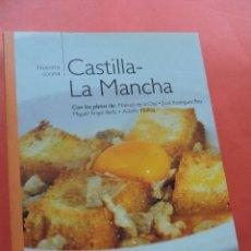 Livres d'occasion: NUESTRA COCINA CASTILLA-LA MANCHA. EL MUNDO BIBLIOTECA METROPOLI Nº 8. Lote 238002475