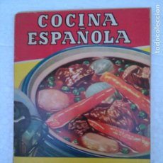 Libros de segunda mano: COCINA ESPAÑOLA - ED. BRUGUERA. Lote 241068420