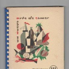 Libros de segunda mano: UN NUEVO ARTE DE COMER-WESTINGHOUSE. Lote 241530105