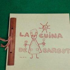 Libros de segunda mano: LA CUINA DE CARGOT. ESCOLA BRESSOL CARGOT 1998.. Lote 241720505