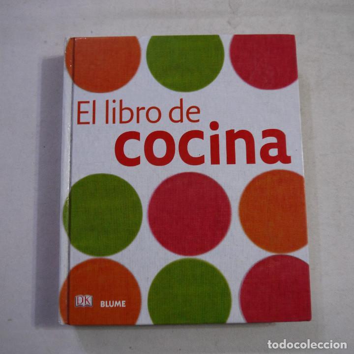 EL LIBRO DE COCINA - VICTORIA BLASHFORD-SNELL - BLUME (Libros de Segunda Mano - Cocina y Gastronomía)