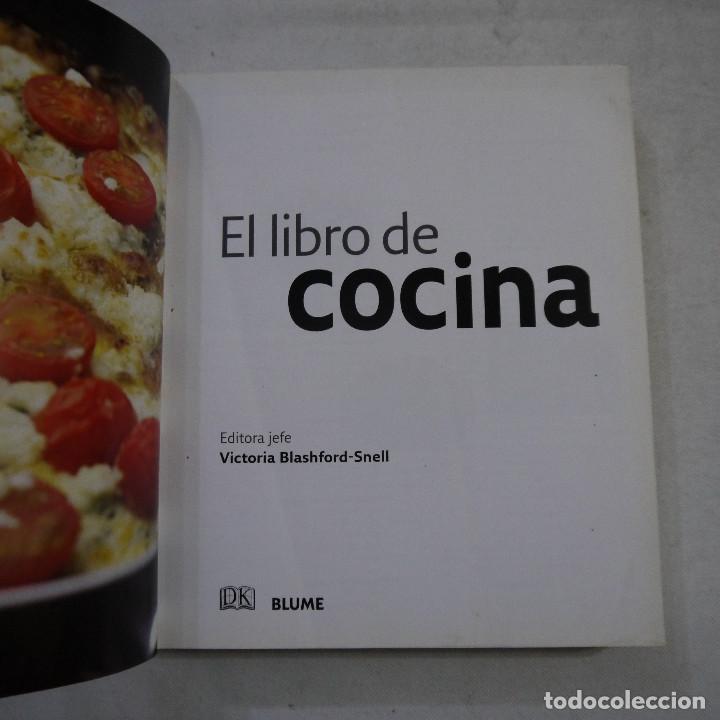 Libros de segunda mano: EL LIBRO DE COCINA - VICTORIA BLASHFORD-SNELL - BLUME - Foto 2 - 277614218