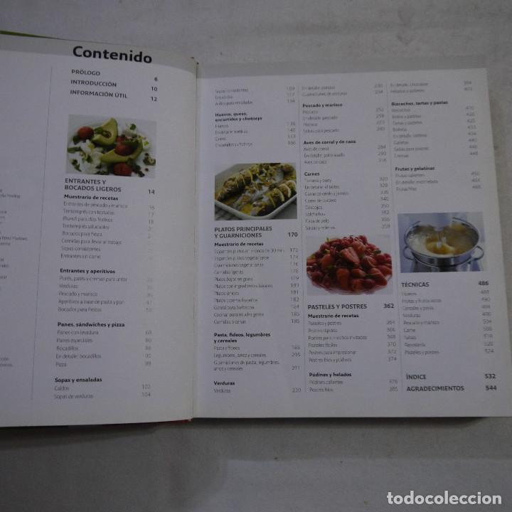 Libros de segunda mano: EL LIBRO DE COCINA - VICTORIA BLASHFORD-SNELL - BLUME - Foto 4 - 277614218
