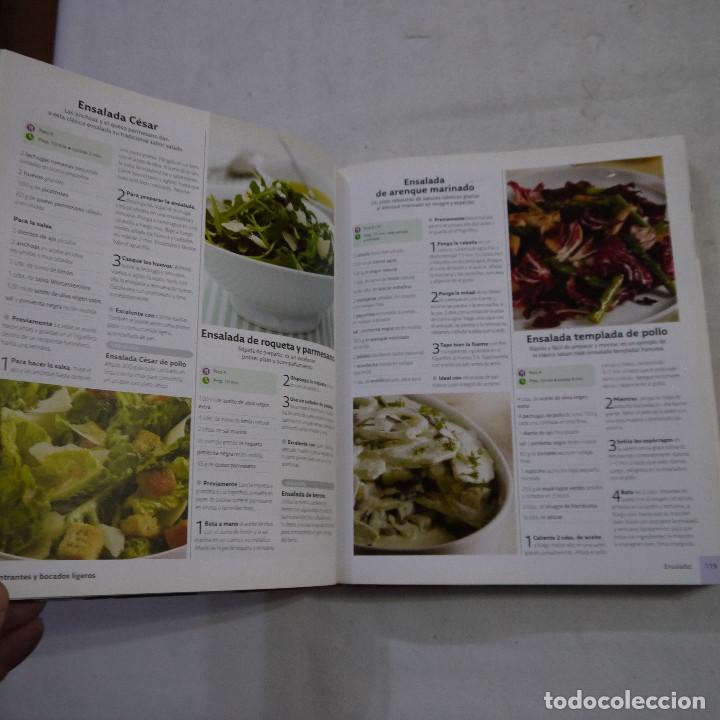 Libros de segunda mano: EL LIBRO DE COCINA - VICTORIA BLASHFORD-SNELL - BLUME - Foto 9 - 277614218