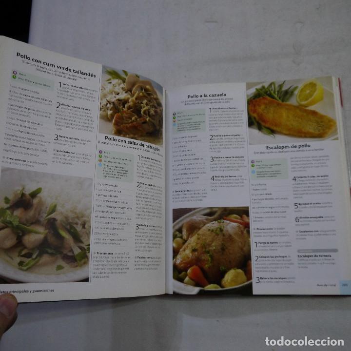 Libros de segunda mano: EL LIBRO DE COCINA - VICTORIA BLASHFORD-SNELL - BLUME - Foto 12 - 277614218
