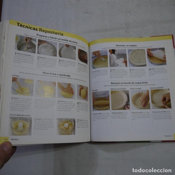 Libros de segunda mano: EL LIBRO DE COCINA - VICTORIA BLASHFORD-SNELL - BLUME - Foto 18 - 277614218