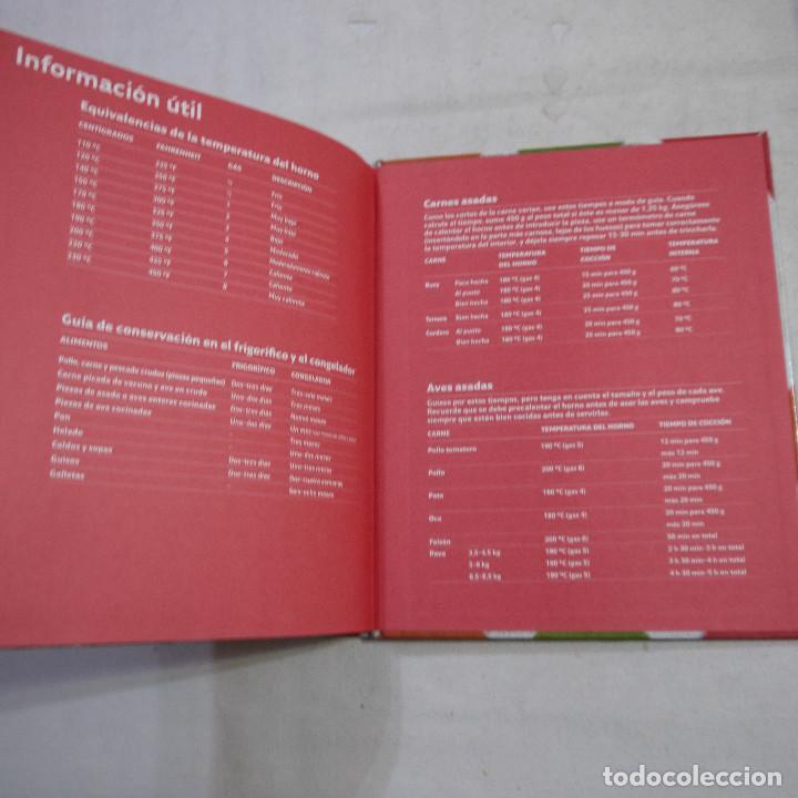 Libros de segunda mano: EL LIBRO DE COCINA - VICTORIA BLASHFORD-SNELL - BLUME - Foto 19 - 277614218