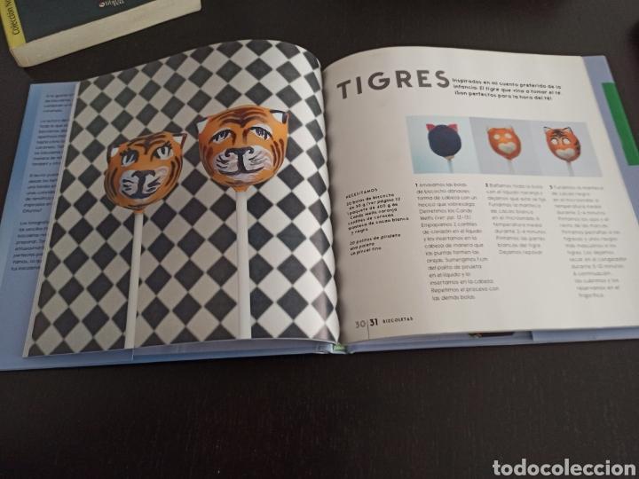 Libros de segunda mano: Bizcoletas. 25 recetas de minibizcochos en palitos. Clare OConnell - Foto 4 - 244532145
