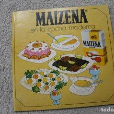 Libros de segunda mano: MAIZENA EN LA COCINA MODERNA 1971. Lote 244749755