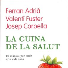 Libros de segunda mano: LA CUINA DE LA SALUT (CATALÁN). Lote 244755990