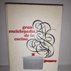 Libros de segunda mano: GRAN ENCICLOPEDIA DE LA COCINA. Lote 244774590