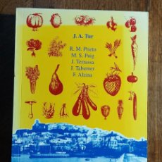Libros de segunda mano: EVOLUCIÓ DE LA CUINA PITIUSA AL LLARG DEL SEGLE XX.JOSEP A. TUR MARÍ. EIVISSA 1955. Lote 244955570