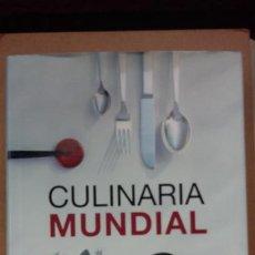 Libros de segunda mano: CULINARIA MUNDIAL - RECETAS 50 PAISES - ED HF.ULMANN 2006 - ENORME LIBRO. Lote 251580430