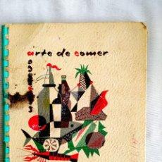 Livros em segunda mão: 1961 - UN NUEVO ARTE DE COMER - WESTINGHOUSE. Lote 251894085