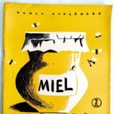 Livros em segunda mão: 1956 - APICULTURA - TEMAS ESPAÑOLES NÚM. 217. Lote 252498940