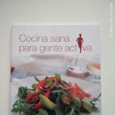 Libros de segunda mano: COCINA PARA GENTE ACTIVA - COMPASS. Lote 253973530
