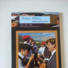 Libros de segunda mano: GUIA DE LA GASTRONOMIA POPULAR - ETOR OSTOA - EUSKAL HERRIA EMBLEMATICA. Lote 255646115